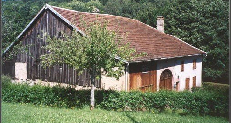 Chambre d'hôtes: les prés du moulin à ban-de-laveline (105107)
