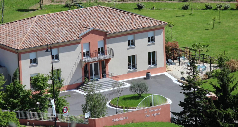 Hotel: hôtel le domaine des vigne in ampuis (105118)