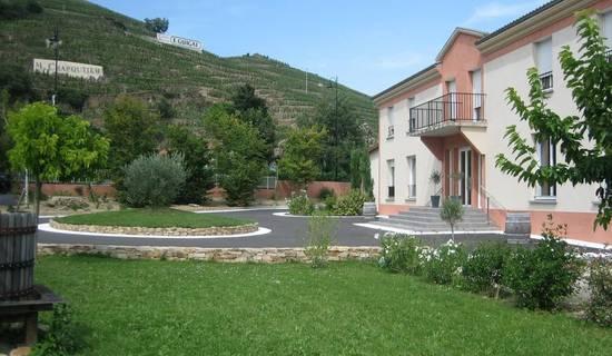 Hôtel Le Domaine Des Vigne