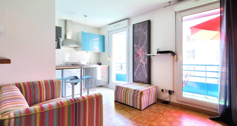 Furnished accommodation: la halle in lyon (125037)