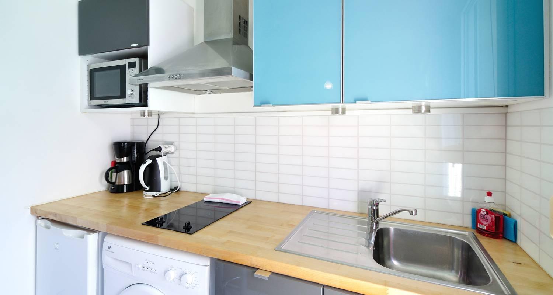 Furnished accommodation: la halle in lyon (125040)
