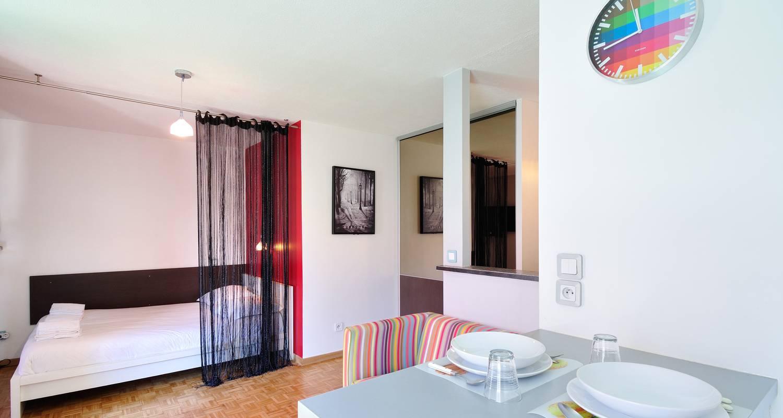 Logement meublé: la halle à lyon (125041)