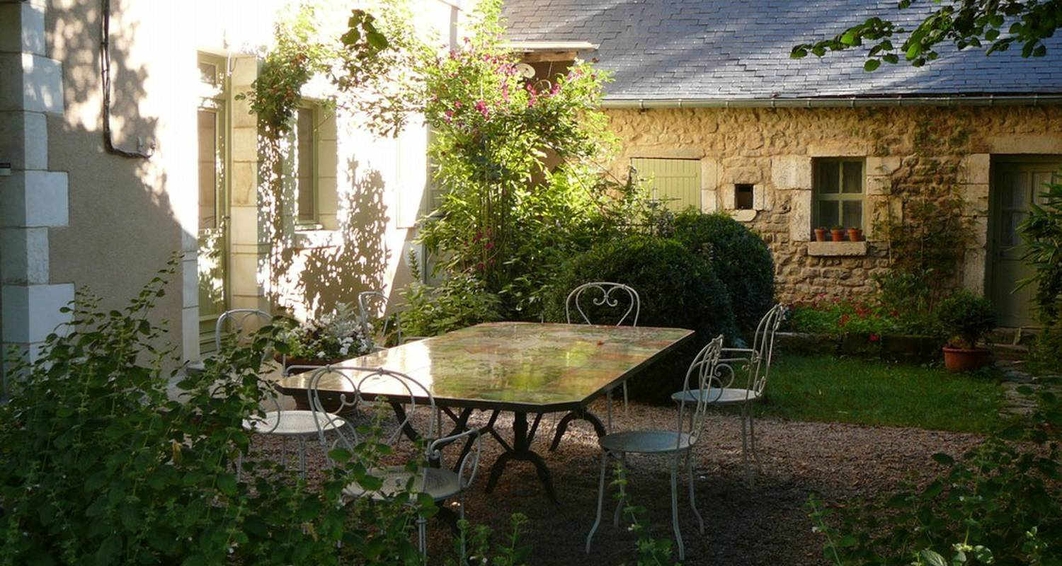 Bed & breakfast: la croix verte in saint-chartier (105544)