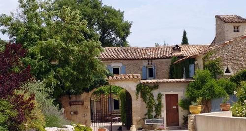 Superbe Chambre Du0027hôtes: Mas De La Burlière à Gordes (105572)