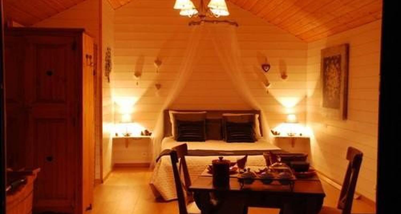 Chambre d'hôtes: cabane perchée insolite à maure-de-bretagne (105581)