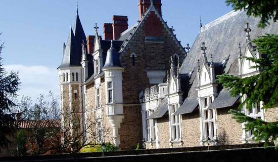 Chateau De La  Colaissiere foto