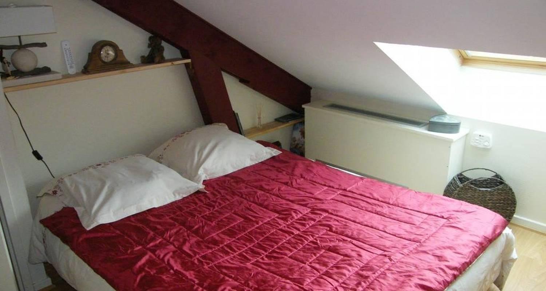 Chambre d'hôtes: charmante chambre à mûres (105660)