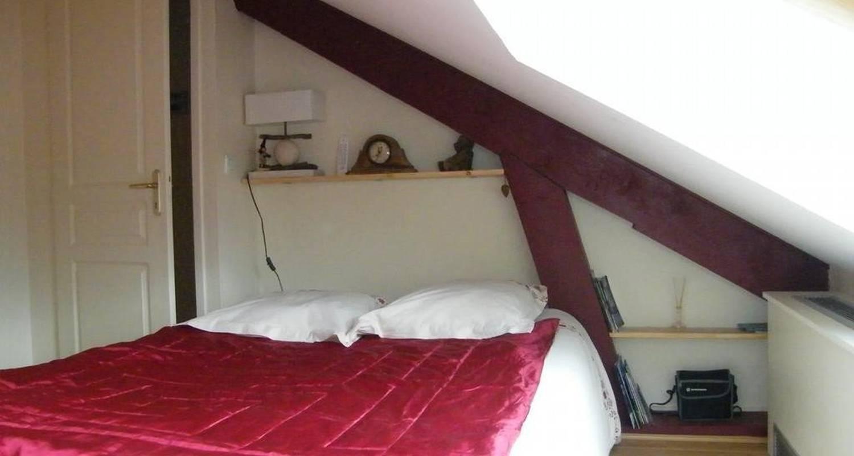 Chambre d'hôtes: charmante chambre à mûres (105661)