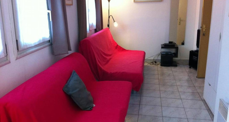 Logement meublé: studio plein centre à marseille 06 (105662)