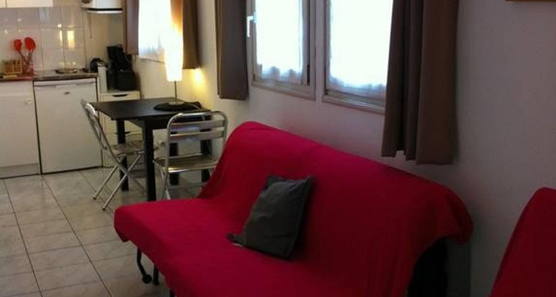 Logement meublé: studio plein centre à marseille 06 (105664)