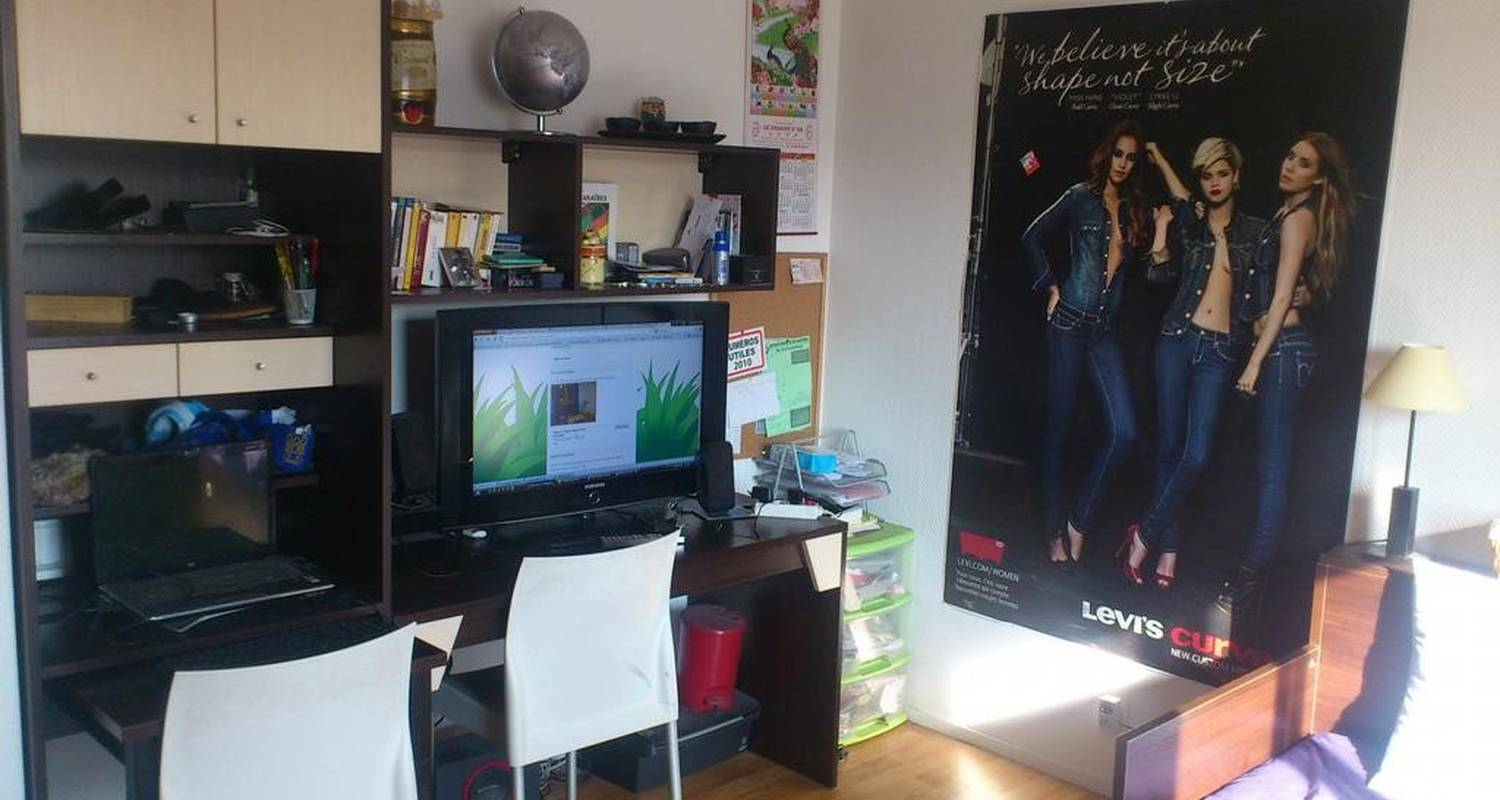 Furnished accommodation: location 92 in rueil-malmaison (105685)