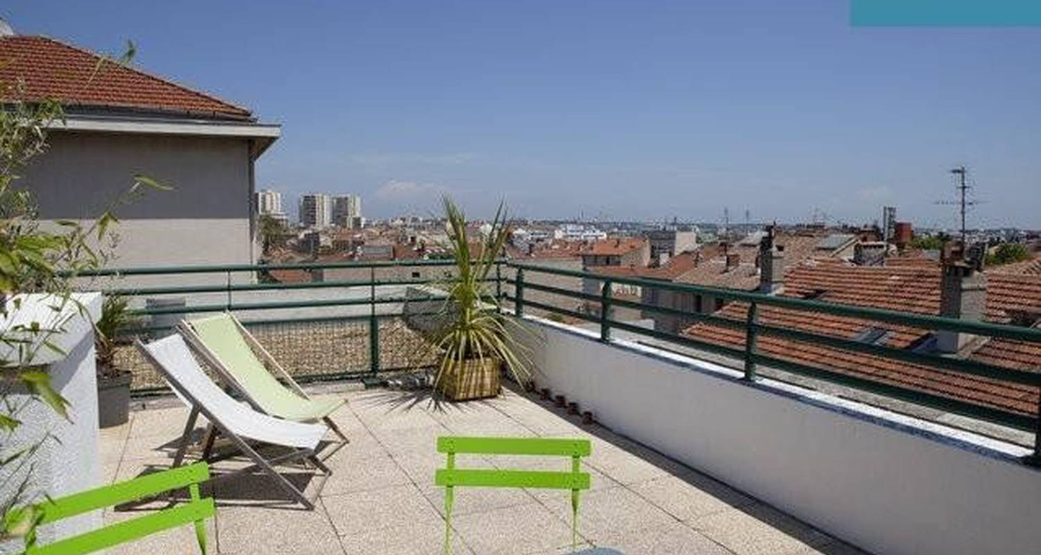 Furnished accommodation: coeur de montpellier in montpellier (105697)