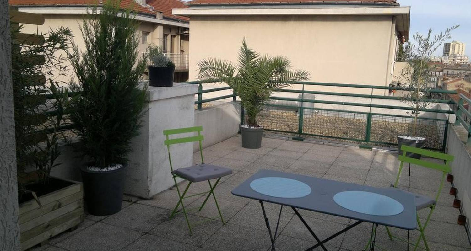 Furnished accommodation: coeur de montpellier in montpellier (105698)