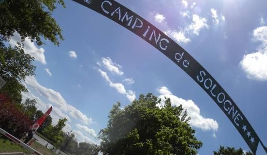 Camping De Sologne foto