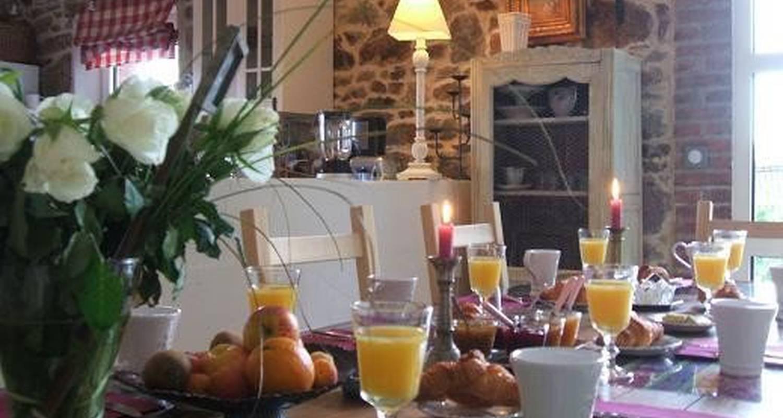 Habitación de huéspedes: villa saint jean en angey (105780)