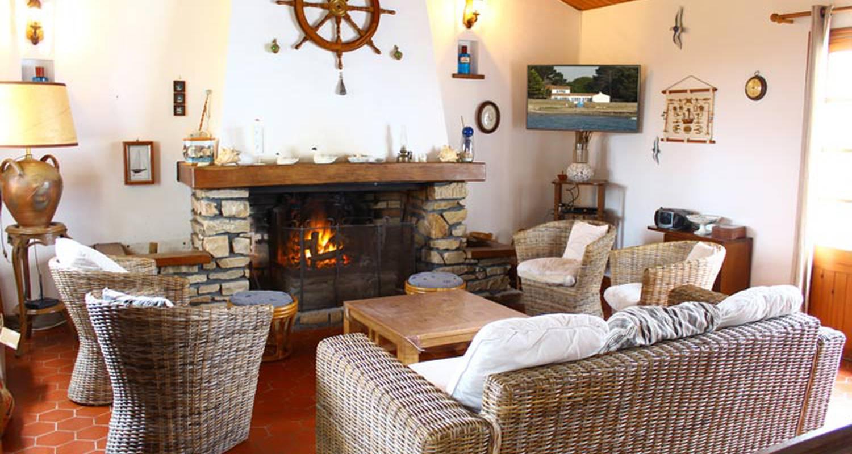 Logement meublé: villa la f'nouil à l'île-d'yeu (105920)