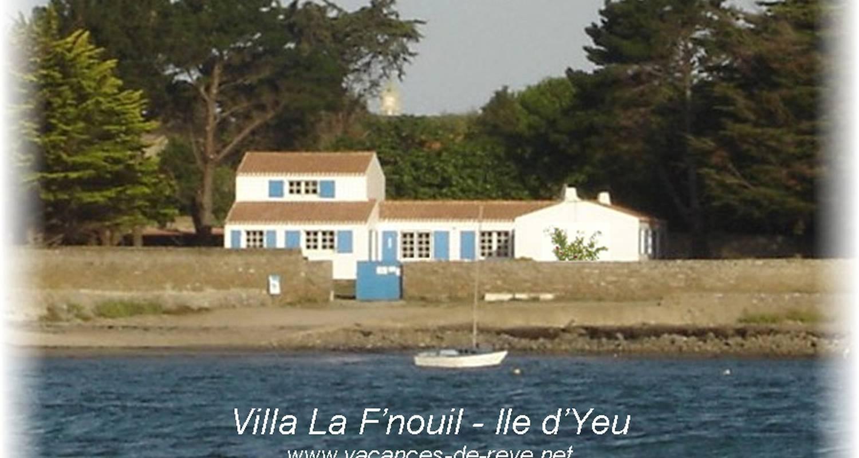 Logement meublé: villa la f'nouil à l'île-d'yeu (105917)