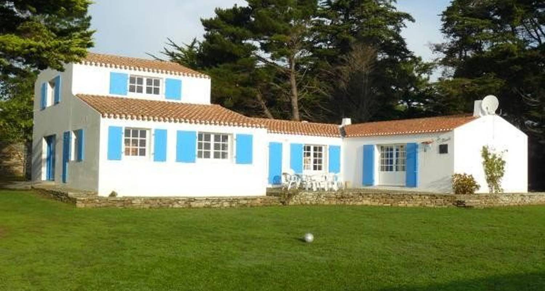 Logement meublé: villa la f'nouil à l'île-d'yeu (105918)