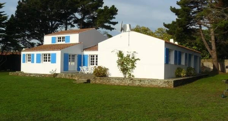 Logement meublé: villa la f'nouil à l'île-d'yeu (105919)