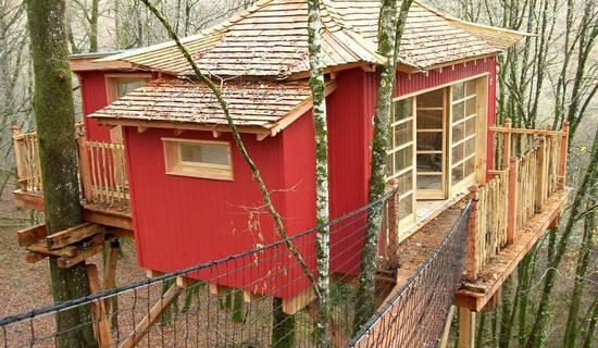 Cabanes Perchées Dordogne picture
