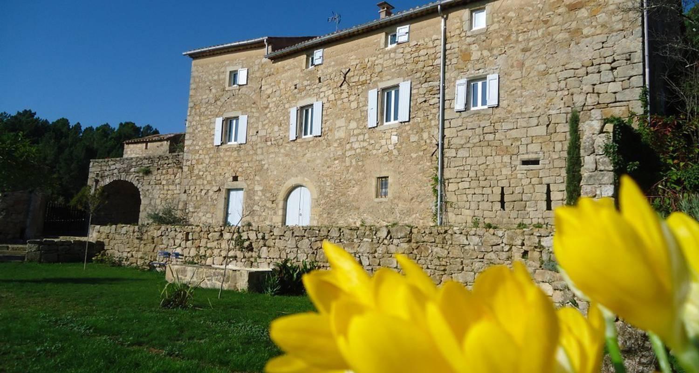 Bed & breakfast: le mas des monèdes in saint-paul-le-jeune (106056)