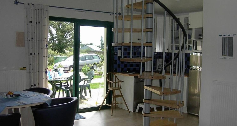 Logement meublé: les gites du liorzh glas à belz (106264)