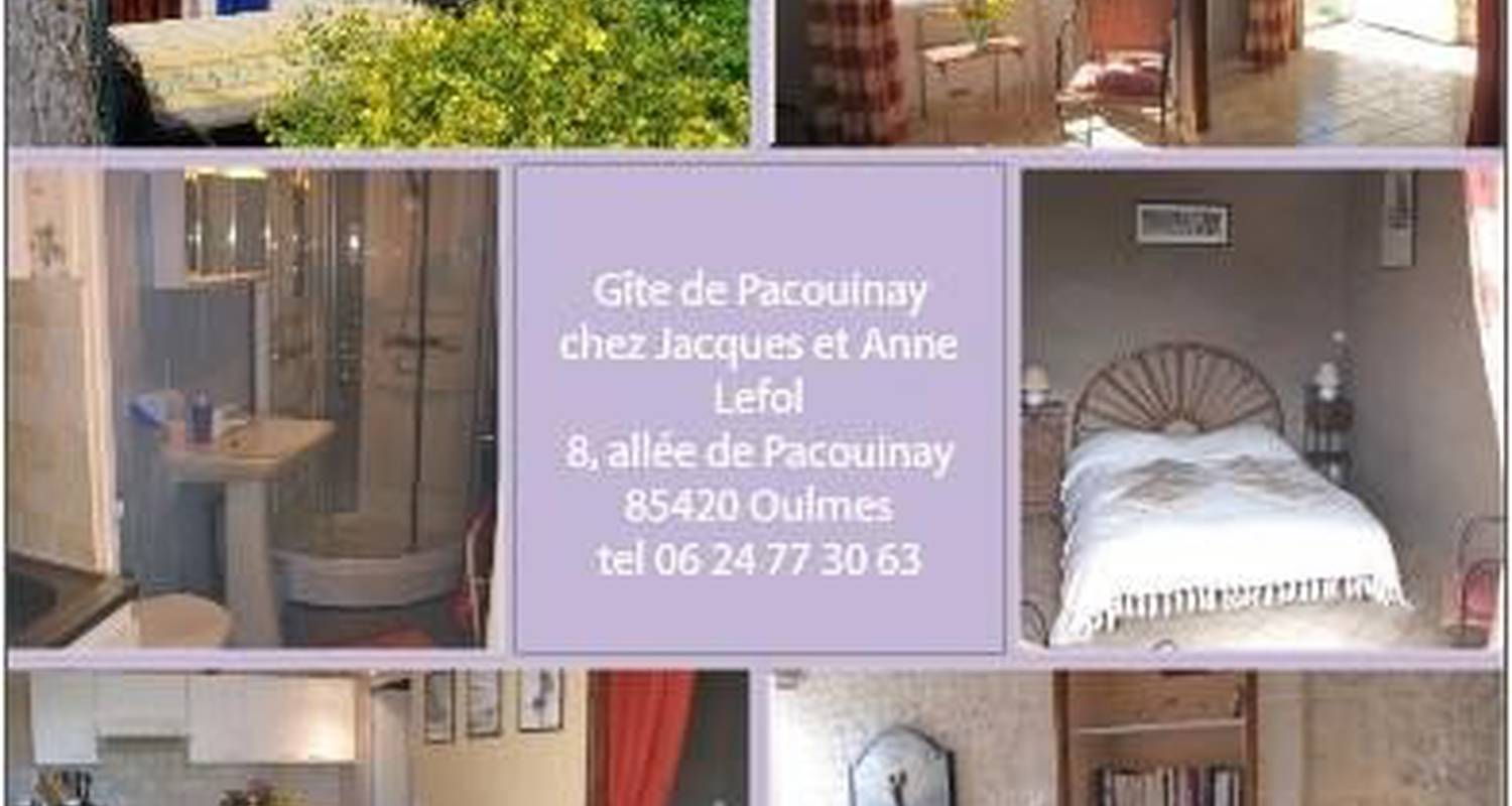 Gîte: gîte de pacouinay in oulmes (106275)