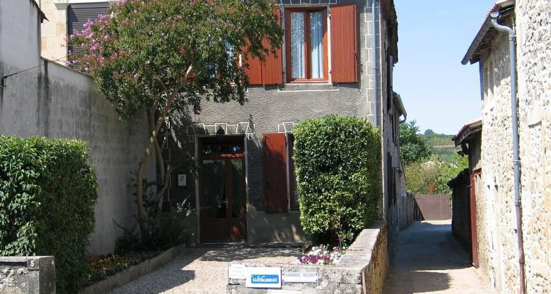 Chambre d'hôtes: domaine de dame blanche à saint-macaire (106294)