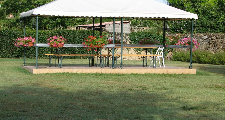 Chambre d'hôtes: domaine de dame blanche à saint-macaire (106297)