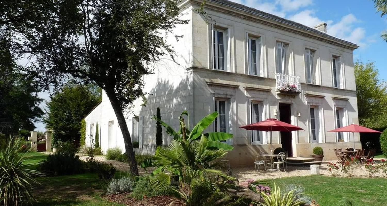 Chambre d'hôtes: l'escale de bel air à gauriac (106304)