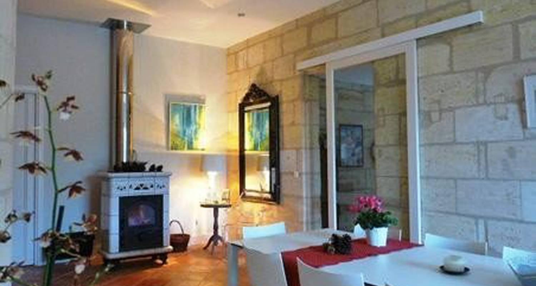 Chambre d'hôtes: l'escale de bel air à gauriac (106306)