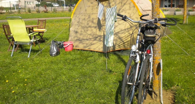 Emplacements de camping: camping la graviere du mou à lézinnes (106319)