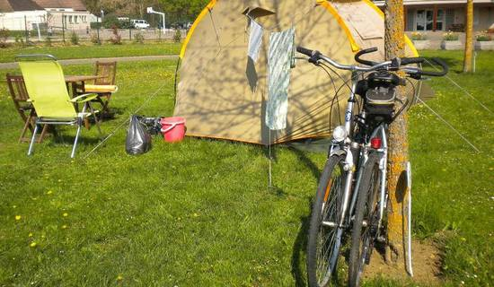 Camping La Graviere Du Mou