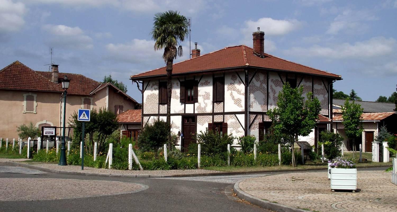Chambre d'hôtes: la ferme à mézos (106320)