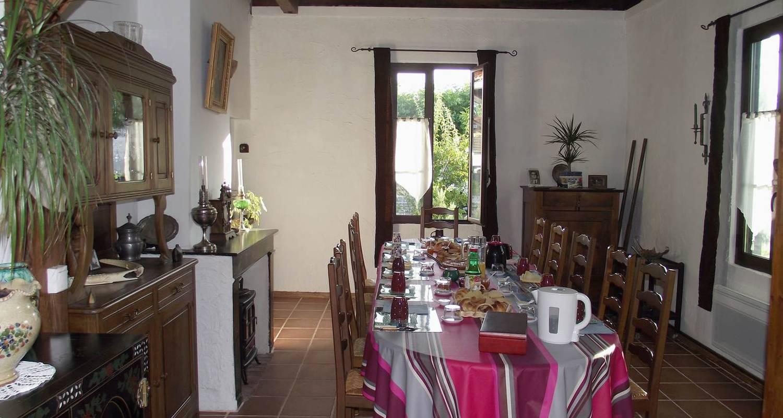 Chambre d'hôtes: la ferme à mézos (128378)
