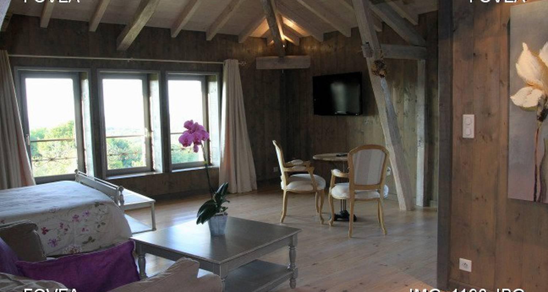 Chambre d'hôtes: la maison du bos à miramont-sensacq (106359)