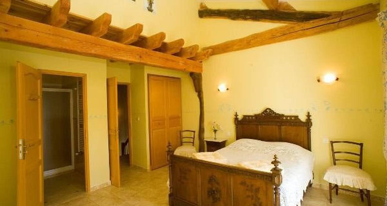 Bed & breakfast: la ferme de lèdre in aigues-juntes (106408)
