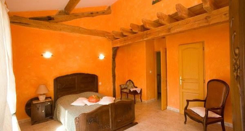 Bed & breakfast: la ferme de lèdre in aigues-juntes (106409)