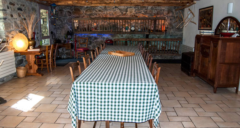 Bed & breakfast: le nid du gypaète in aragnouet (129192)