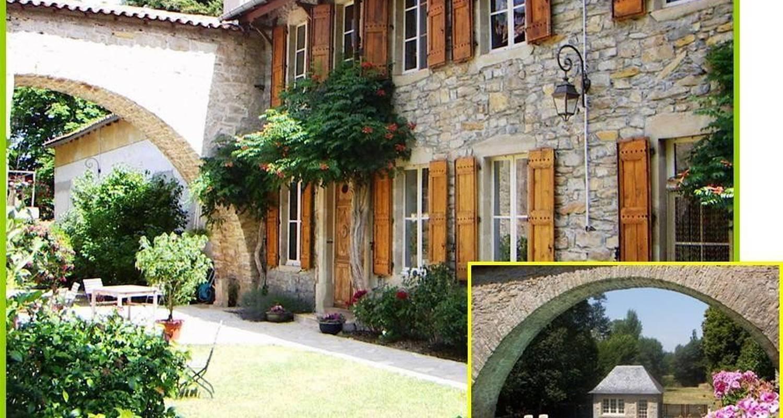 Bed & breakfast: millau - les tilleuls in saint-georges-de-luzençon (106609)