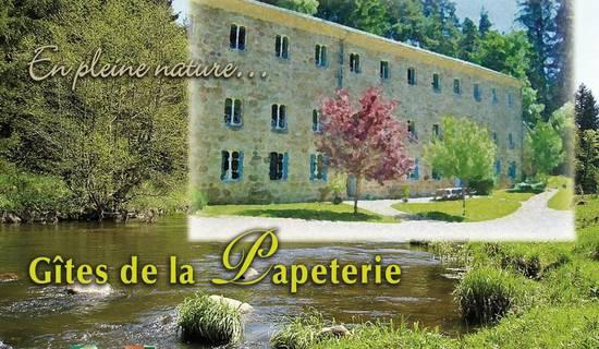 Gîte De La Papeterie