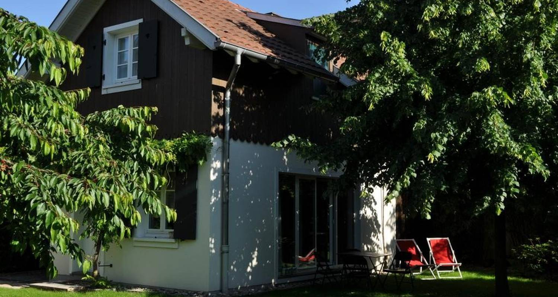 Furnished accommodation: pavillon du tivoli  in strasbourg (106711)