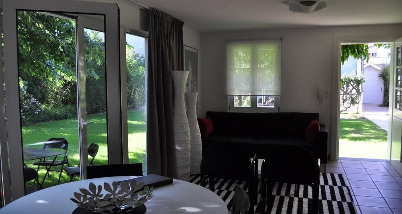 Furnished accommodation: pavillon du tivoli  in strasbourg (106712)
