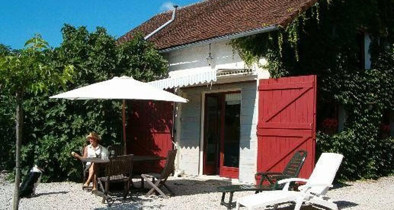 Habitación de huéspedes: la grange vieille b&b en beyssac (106838)