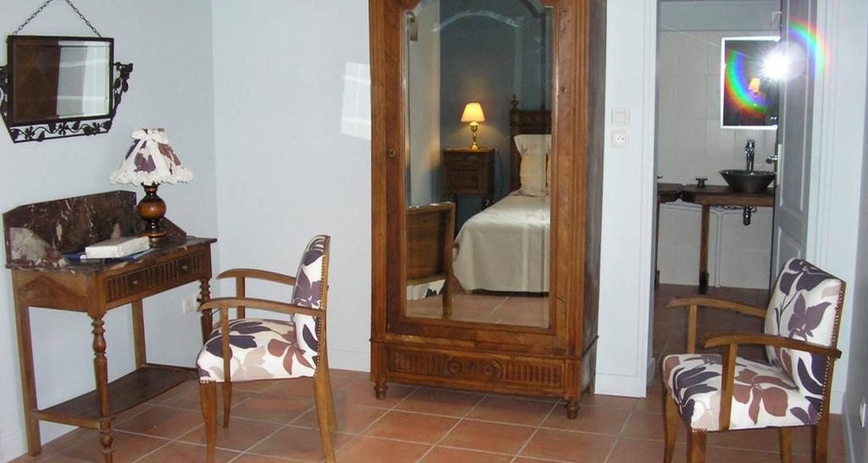 Bed & breakfast: le clos du charpentier in balzac (107009)