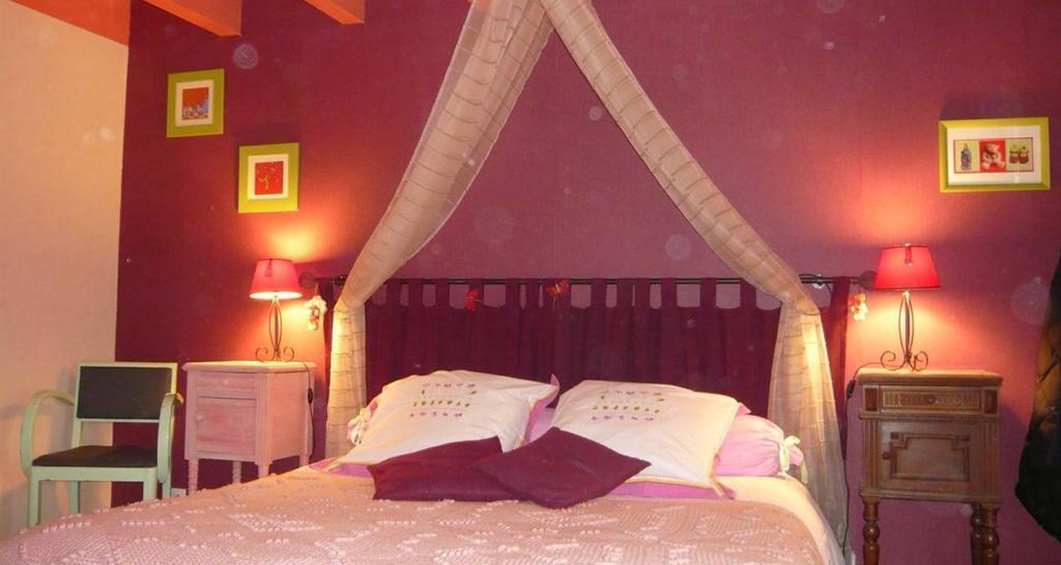 Bed & breakfast: les chouettes in angliers (107155)
