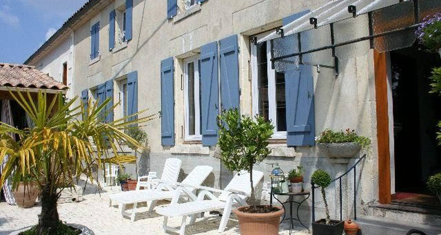 Bed & breakfast: villa vignola in barbezieux-saint-hilaire (107199)