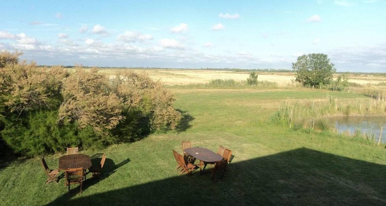 Gîte: la cabane des frênes in yves (107218)