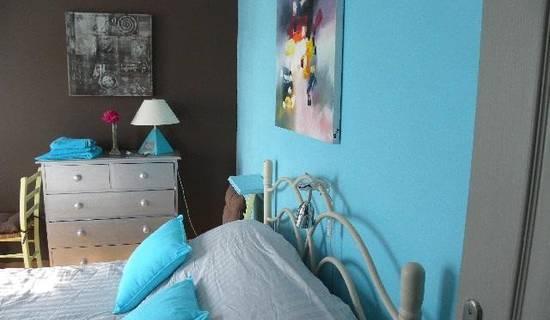 Chambre Île Bleue picture