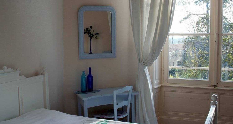 Bed & breakfast: domaine de chantageasse in asnières-la-giraud (107330)